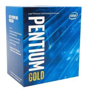 Procesador Intel Pentium GOLD G5400 LGA1151